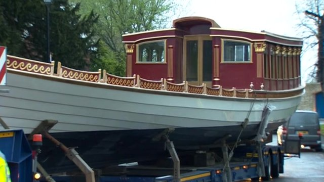 Royal Rowbarge