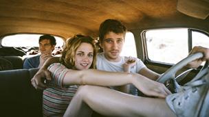 Kristen Stewart, Sam Riley and Garrett Hedlund