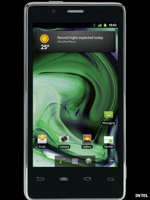 The Lava XOLO X900