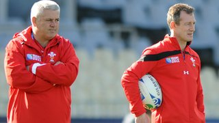 Warren Gatland, Rob Howley