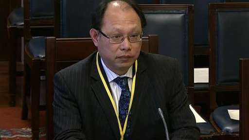 Patrick Yu