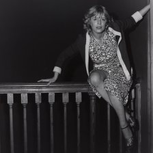 Marianne Faithfull, 1976, © Robert Mapplethorpe Foundation.