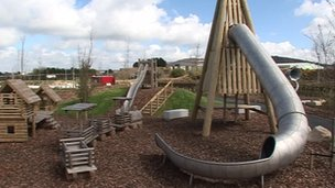 Heartlands adventure playground