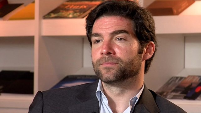 LinkedIn boss Jeff Weiner