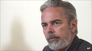 Brazilian Foreign Minister Antonio Patriota, 13 March 2012