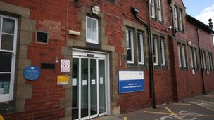 Lambert Memorial Community Hospital, Thirsk. Picture South Tees Hospitals NHS Trust