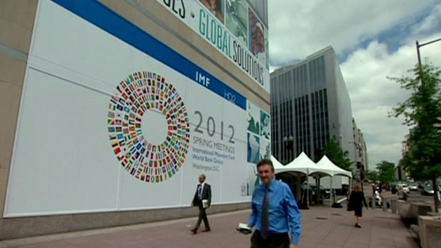 IMF 2012 Spring meetings