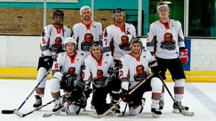 Surrey Police ice hockey team