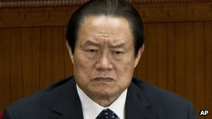 Zhou Yongkang was reported to be the only leading official who argued against sacking Bo