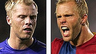Gudjohnsen played for Chelsea and Barcelona