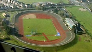 Clairville Stadium
