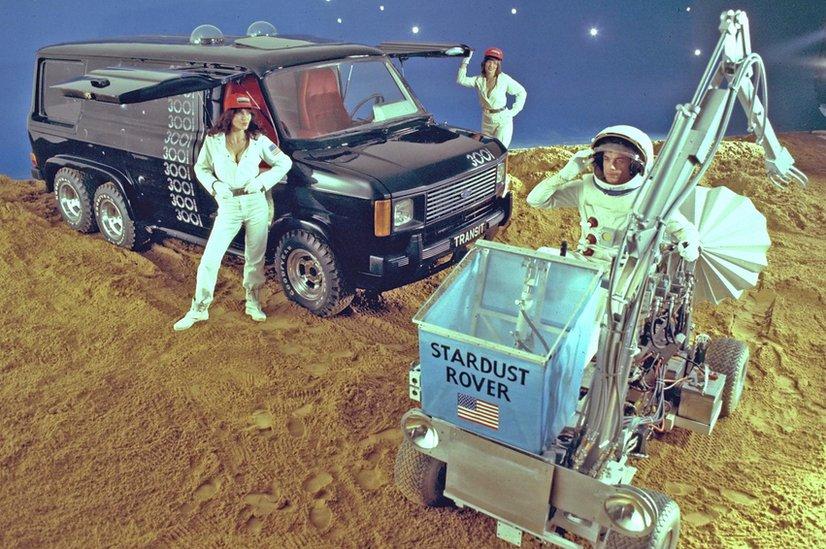 福特全顺 1965 2012高清图片