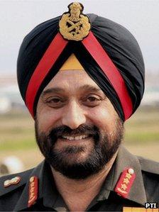 Lt-Gen Bikram Singh