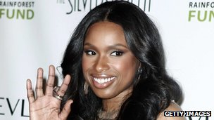 Jennifer Hudson. Photo: April 2012
