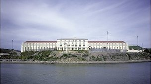 San Quentin is one of the most famous death row sites in the US