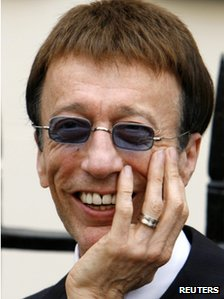 Robin Gibb