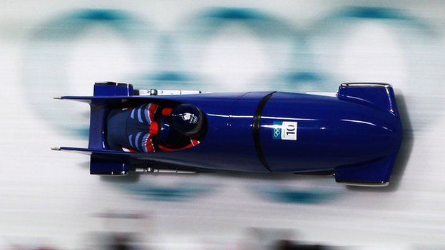 GB Bobsleigh