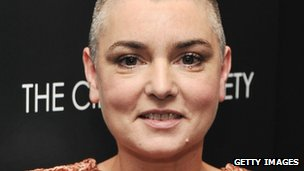 Sinead O&#039;Connor 
