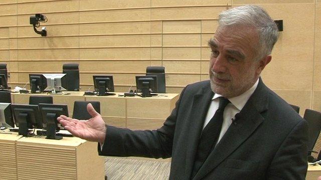 José Luis Moreno Ocampo