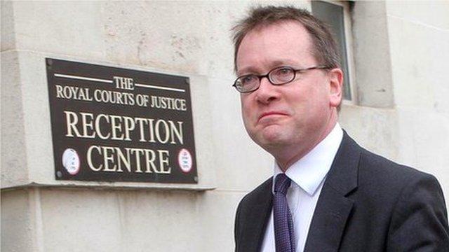 Attorney General John Larkin