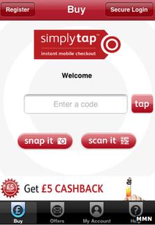 Simply Tap app