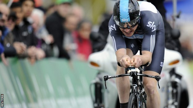 Geraint Thomas