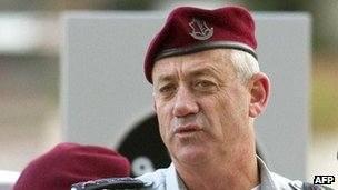 Picture of Lt Gen Benny Gantz