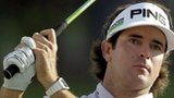 Master champion Bubba Watson prepares for the Zurich Classic