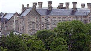 Aberdeen prison