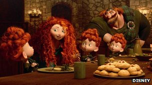 Still from Brave