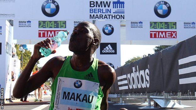 Patrick Makau is left out of Kenya&#039;s Olympic Squad