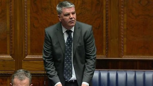 Sinn Fein's Cathal Boylan called for the re-routing of a proposed road scheme in Armagh during the adjournment debate.