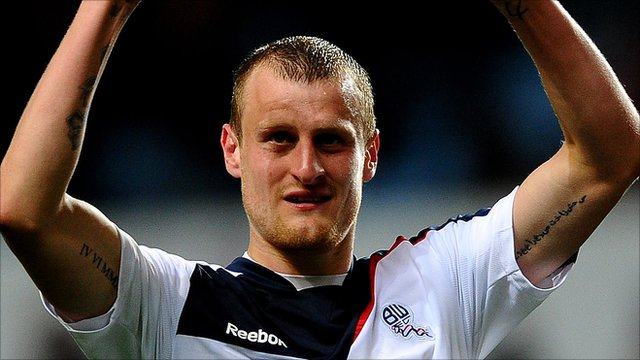 Bolton Wanderers defender David Wheater
