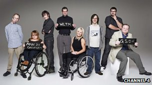 Promotional image for The Undateables