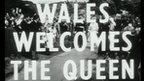 Archive of Queen&#039;s previous visit to Wales
