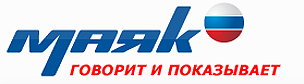 Logo for radio Mayak