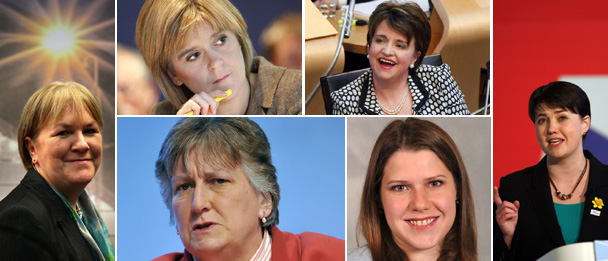 women politicians comp pic