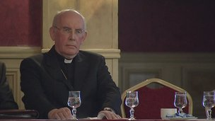 Cardinal Sean Brady