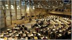 Holyrood chamber