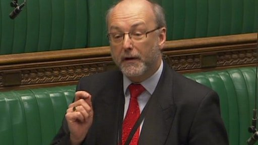 Labour MP Alex Cunningham