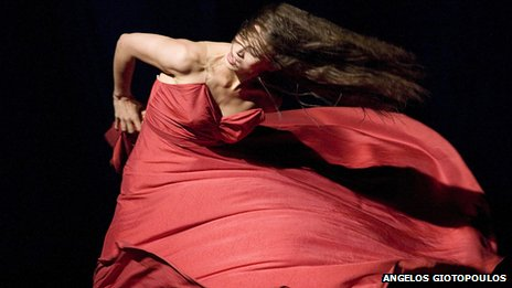 Tanztheater Wuppertal Pina Bausch: World Cities 2012