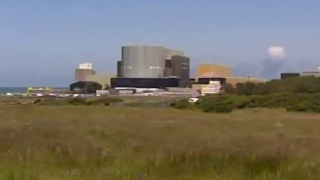 The Wylfa power station