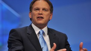 Grant Shapps Minister of State for Communities, Housing and Local Government