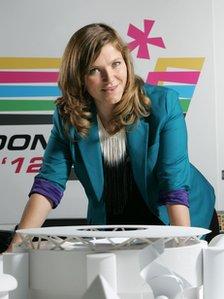 Siobhan Sharpe, Head of Brand, from BBC comedy Twenty Twelve