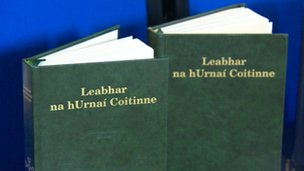 The Book of Common Prayer translated into Irish