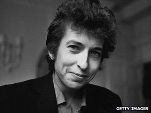 BBC News - Bob Dylan to get US Medal of Freedom