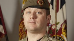 Sergeant Nigel Coupe