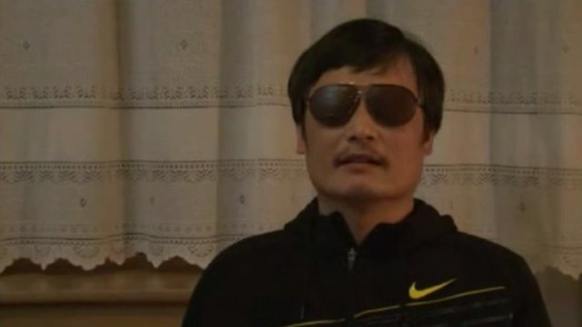 Chen Guangcheng 