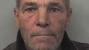 Alexander McGuire, 60, from Sandy Lane, Bedfordshire