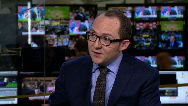 BBC Sport's Richard Conway